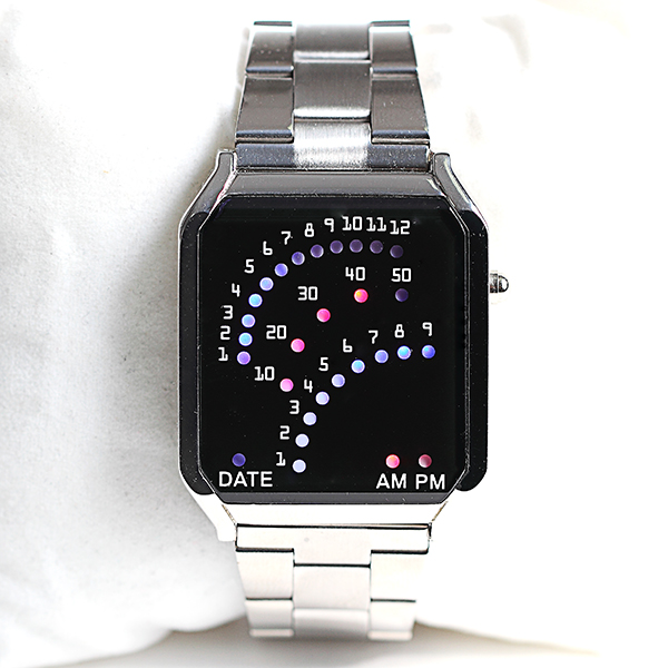 Montre binaire montre originale montre led