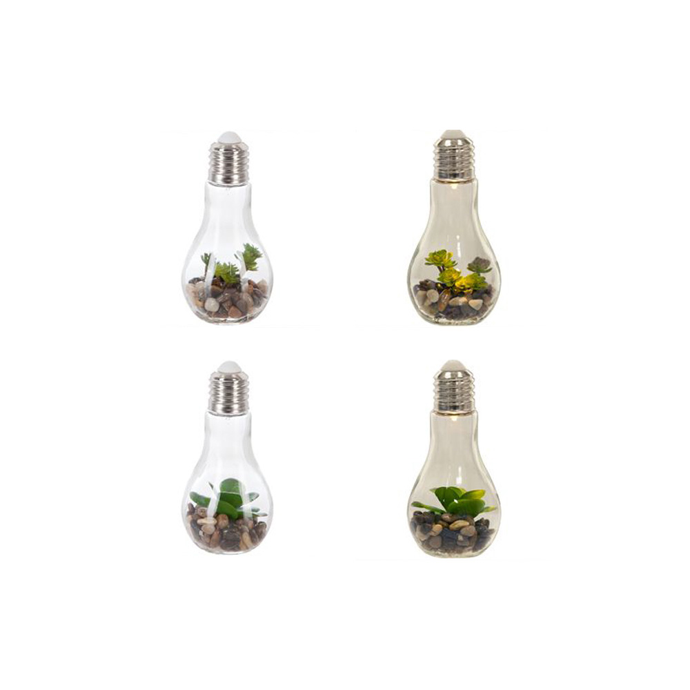 lampe led suspendre plante artificielle maison fut e. Black Bedroom Furniture Sets. Home Design Ideas