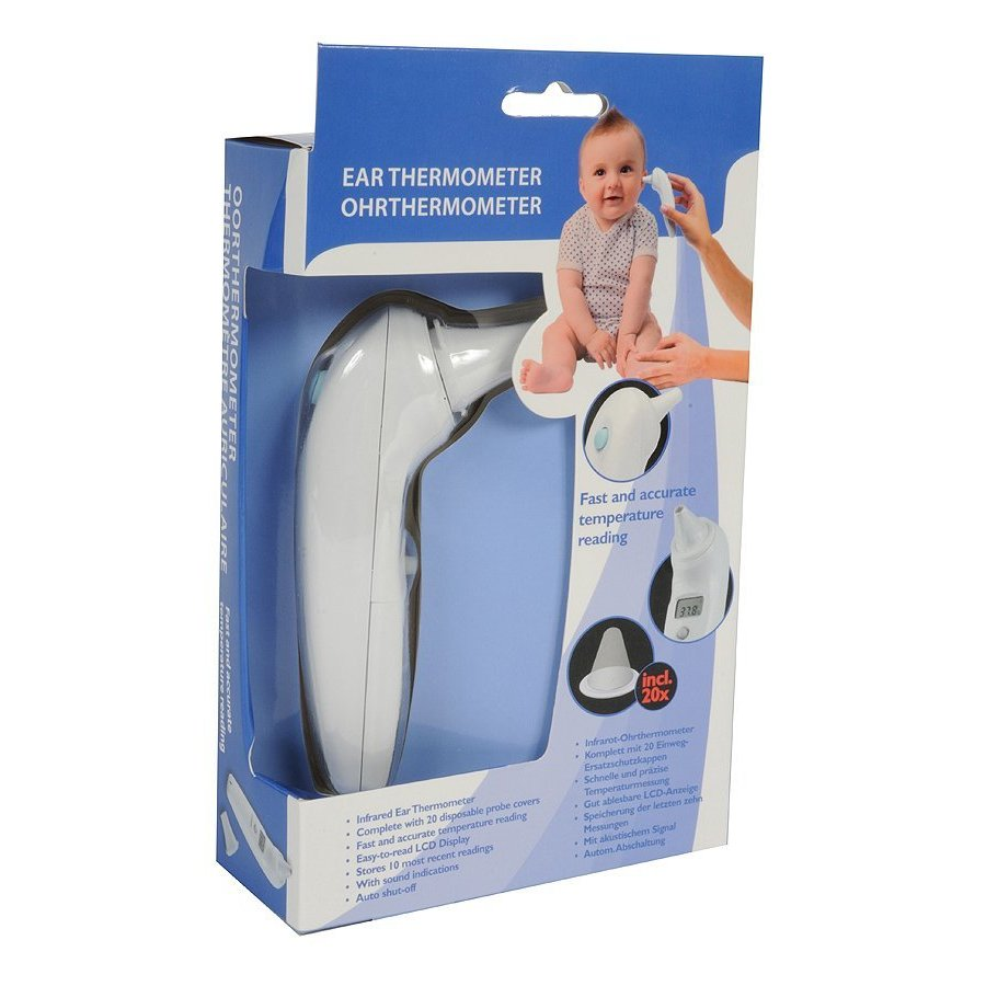 Thermomètre auriculaire à infrarouge