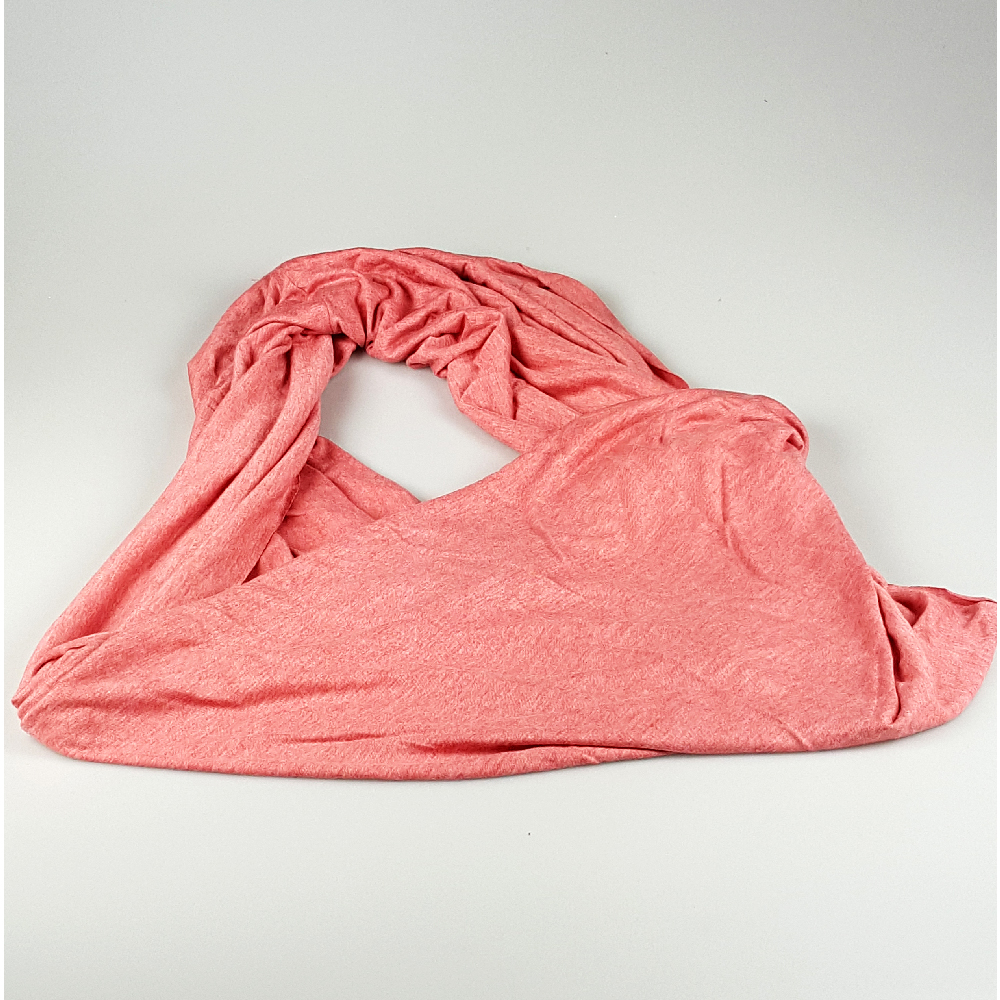 Écharpe Snood Rose chiné
