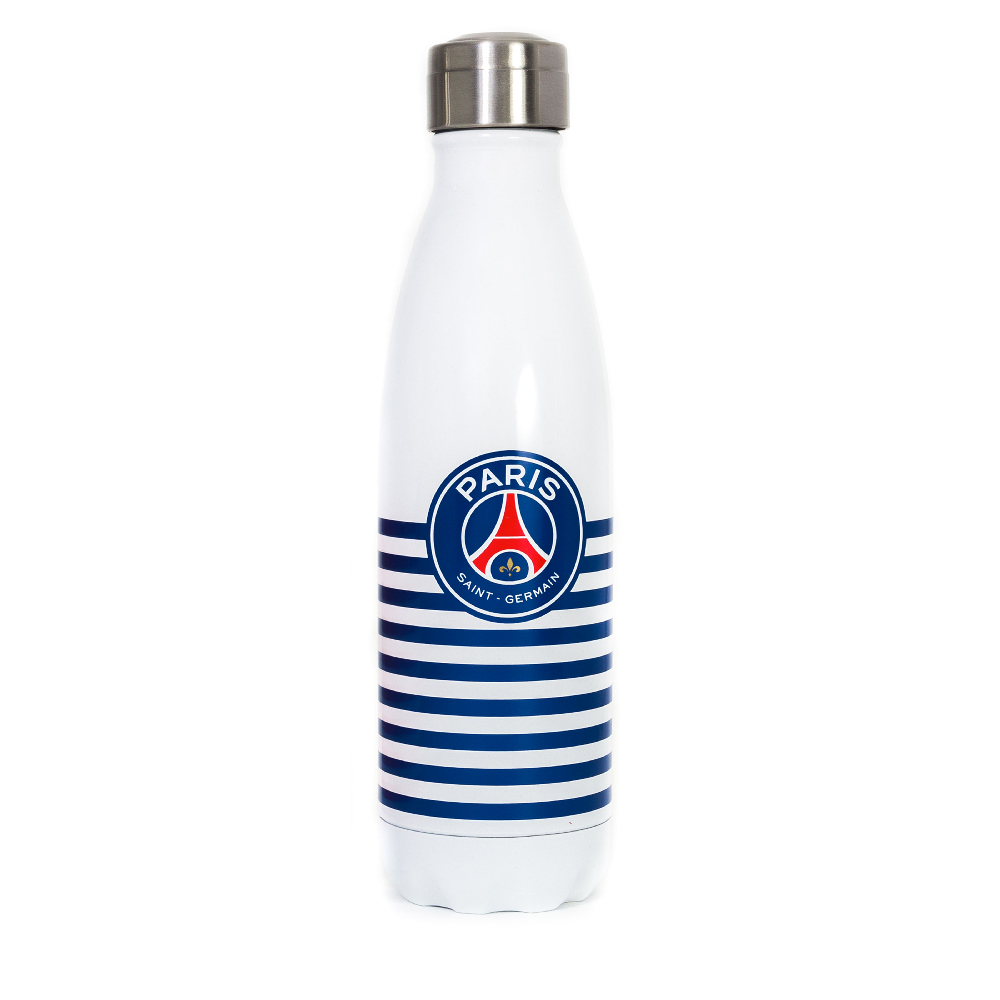 Bouteille isotherme Mariniere Bleu 500 ml PSG