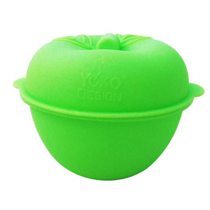 cuit pomme silicone vert
