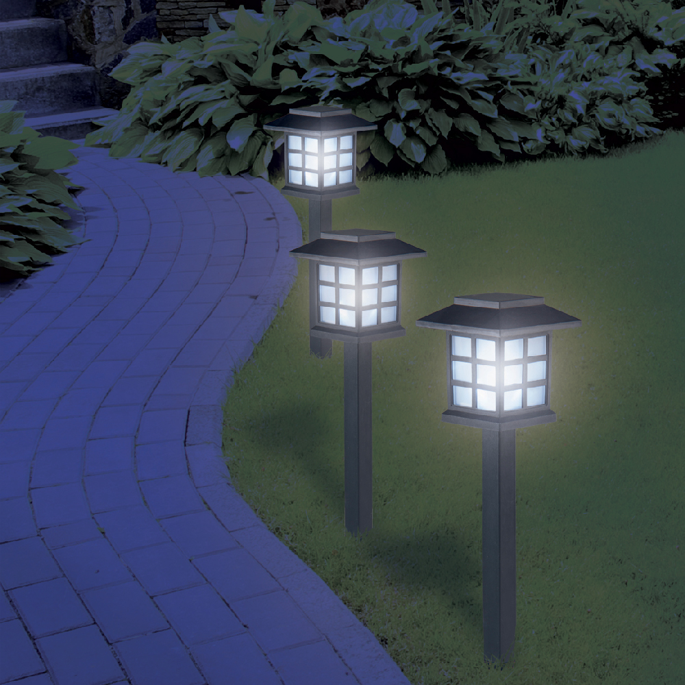 lampe de jardin a led style japonais maison fut e. Black Bedroom Furniture Sets. Home Design Ideas