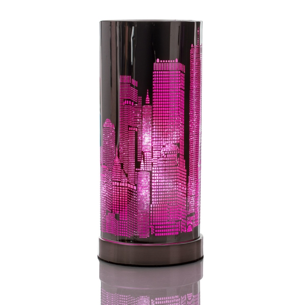 lampe touch new york avec variateur tactile de lumi re. Black Bedroom Furniture Sets. Home Design Ideas