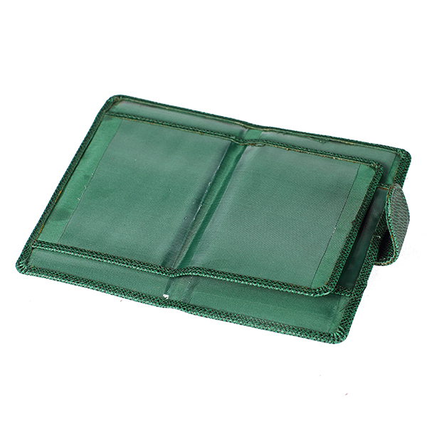 portefeuille porte documents voiture et moto vert maison fut e. Black Bedroom Furniture Sets. Home Design Ideas
