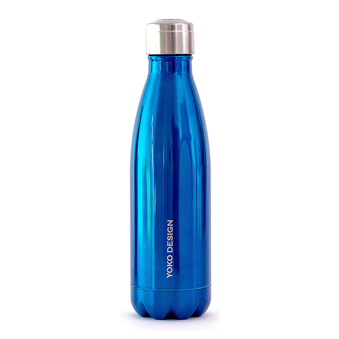 Smart bottle Yoko Design 500 ml bleu