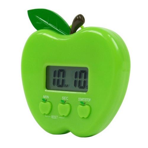 Minuteur timer pomme maison fut e - Minuteur 7 minutes ...