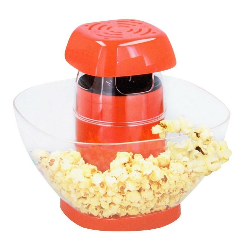 Machine à Pop-Corn rouge 1200 watts