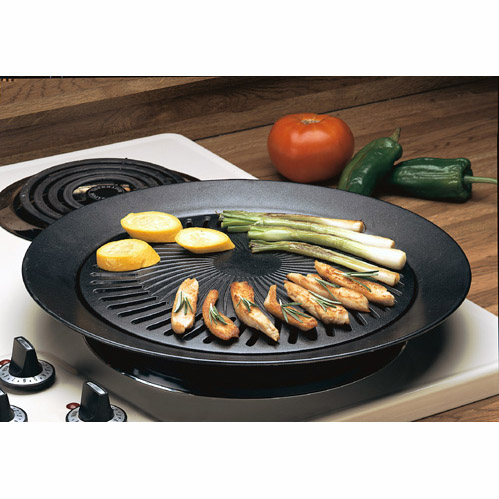 Grill barbecue d 39 int rieur cor en sans fum e maison fut e for Interieur barbecue