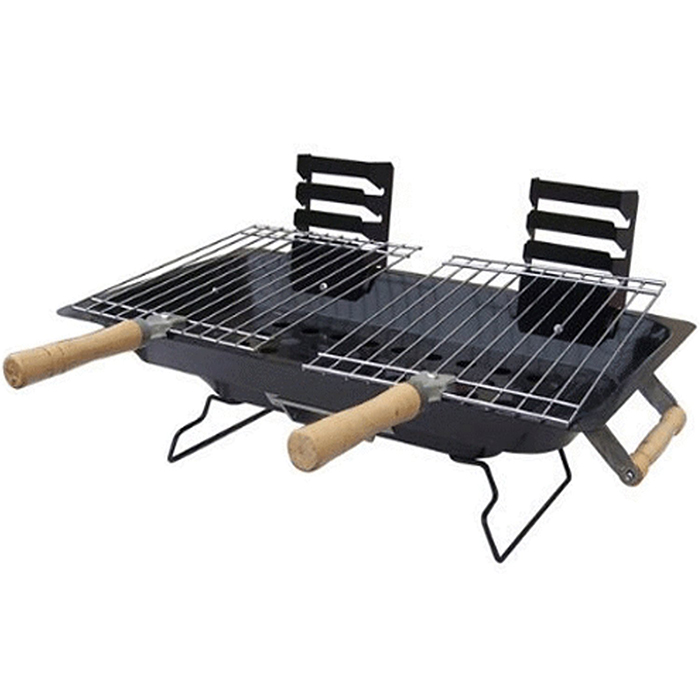 Barbecue de table charbon de bois maison fut e - Barbecue de table charbon ...