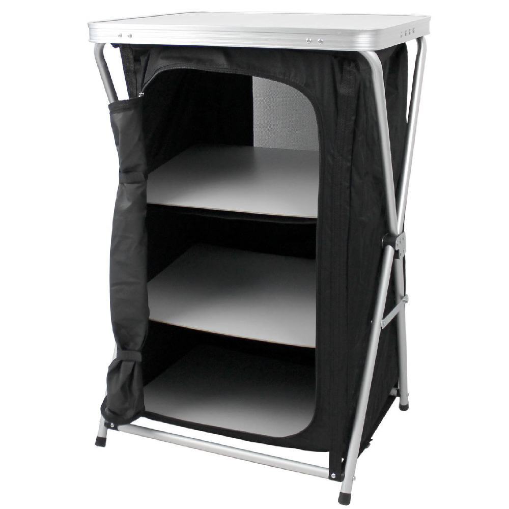 table armoire de camping pliable maison fut e. Black Bedroom Furniture Sets. Home Design Ideas