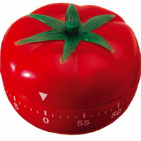 Minuteur tomate