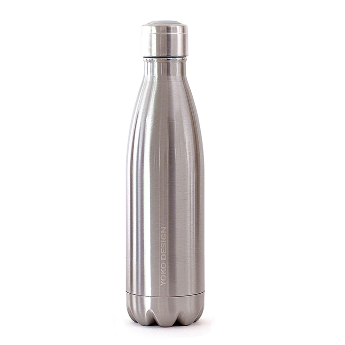 Smart bottle Yoko Design 500 ml inox