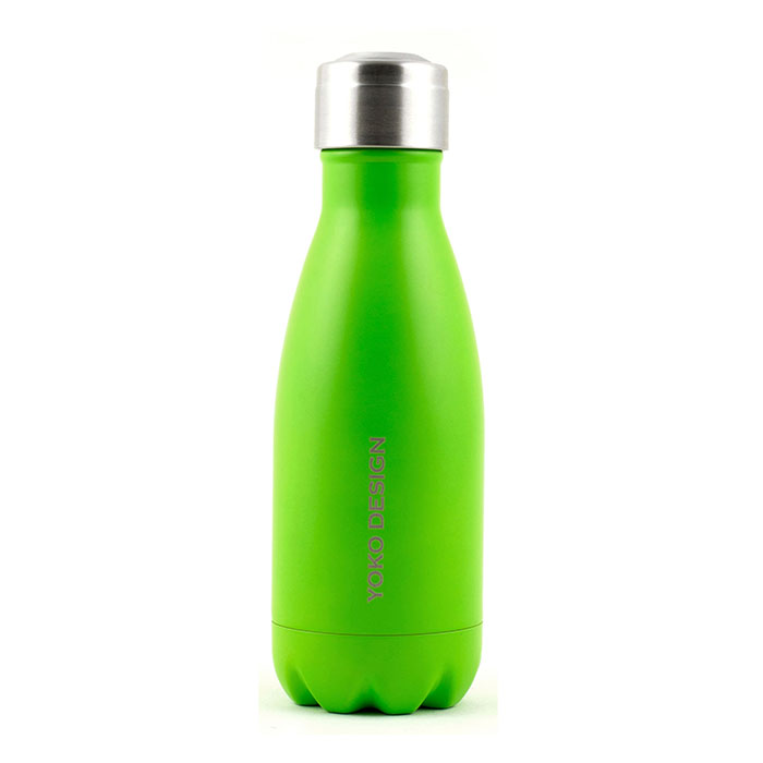 Smart bottle Yoko Design 260 ml vert