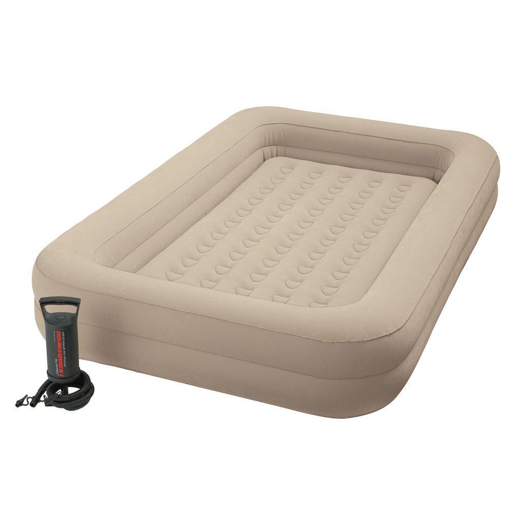 matelas gonflable pour enfant avec pompe maison fut e. Black Bedroom Furniture Sets. Home Design Ideas