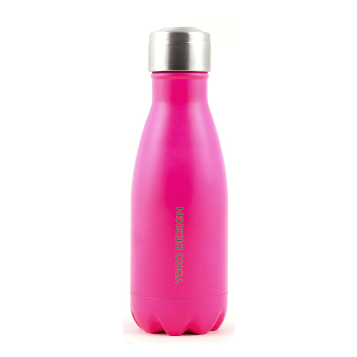 Smart bottle Yoko Design 260 ml rose