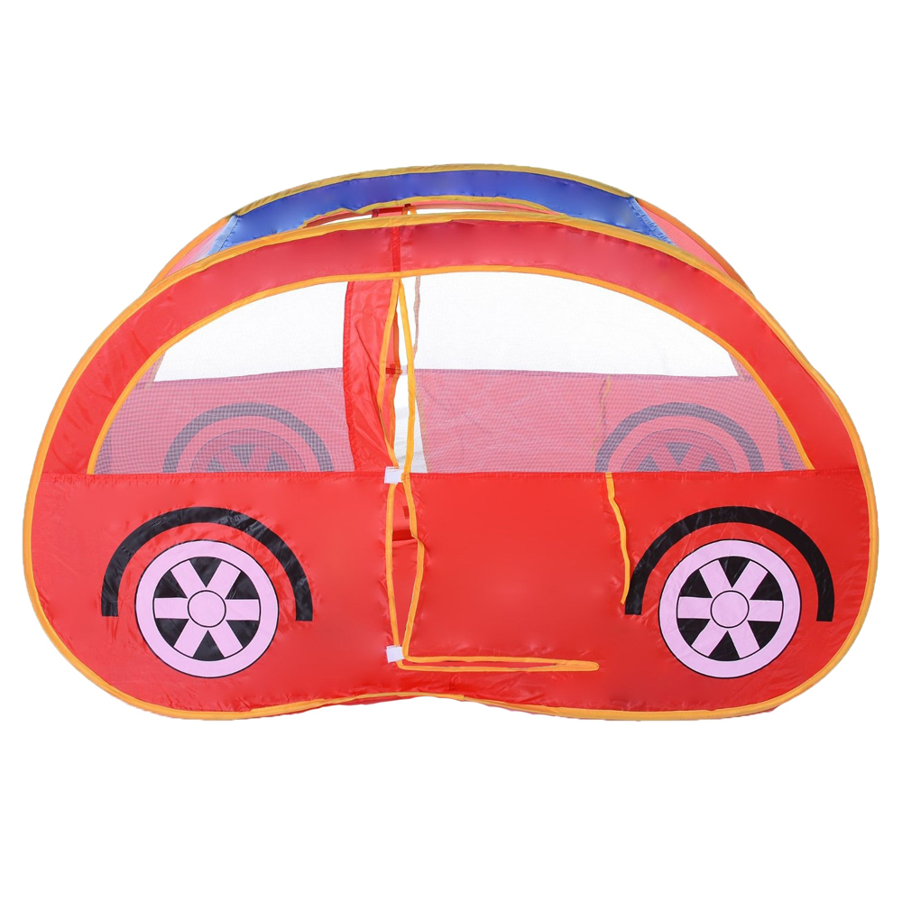 tente pour enfants voiture rouge maison fut e. Black Bedroom Furniture Sets. Home Design Ideas