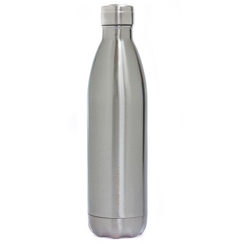bouteille isotherme xl 750 ml gris