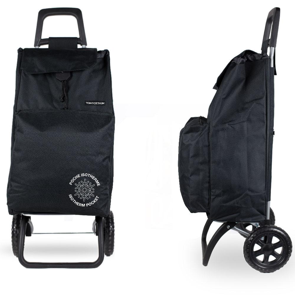chariot et sac de course maison fut e. Black Bedroom Furniture Sets. Home Design Ideas