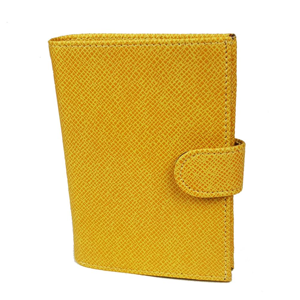 porte monnaie porte cartes jaune maison fut e. Black Bedroom Furniture Sets. Home Design Ideas