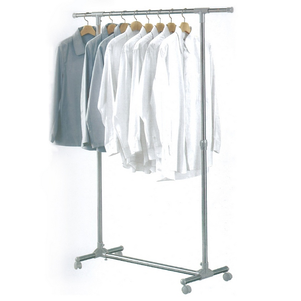 Portant v tements extensible roulettes maison fut e - Portant vetement castorama ...