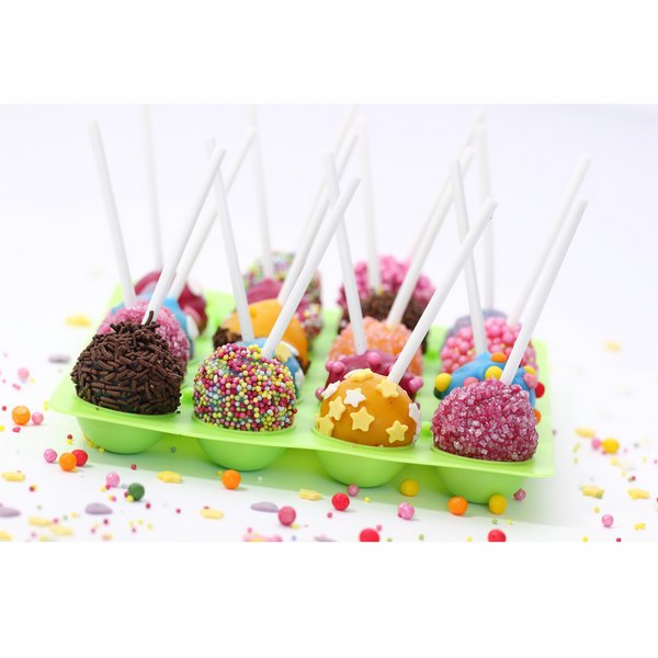 moule cake pops en silicone maison fut e. Black Bedroom Furniture Sets. Home Design Ideas