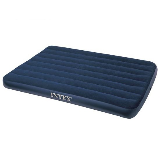 matelas gonflable 2 personnes bleu maison fut e. Black Bedroom Furniture Sets. Home Design Ideas