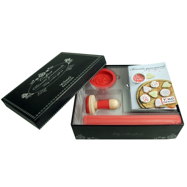 Coffret Biscuits Gourmands