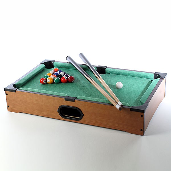 mini billard am ricain de table maison fut e. Black Bedroom Furniture Sets. Home Design Ideas