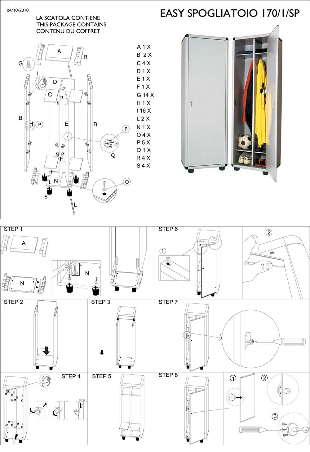 Montage armoire pax porte coulissante for Montage d une porte