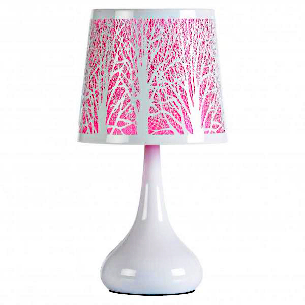 lampe touch 40w branches violet maison fut e. Black Bedroom Furniture Sets. Home Design Ideas