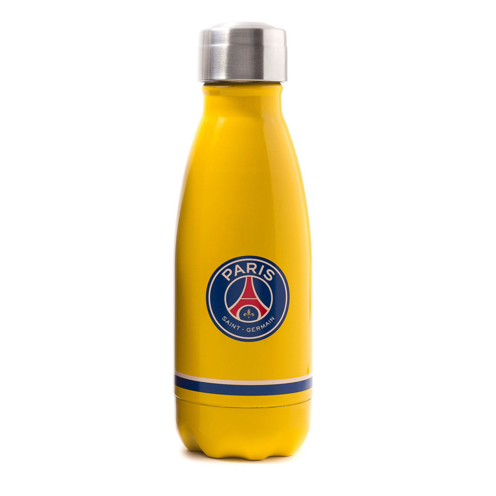 Bouteille isotherme Sport Jaune 260 ml PSG