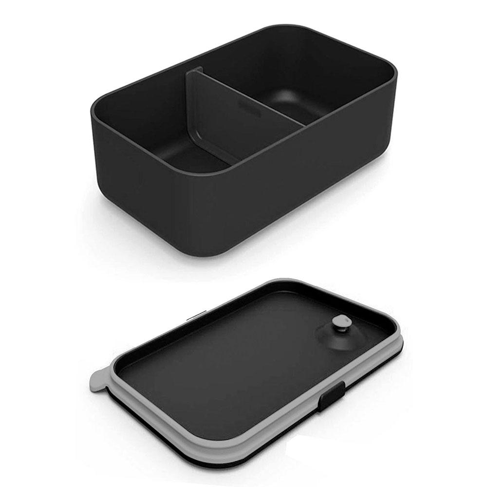 lunch box herm tique noir maison fut e. Black Bedroom Furniture Sets. Home Design Ideas