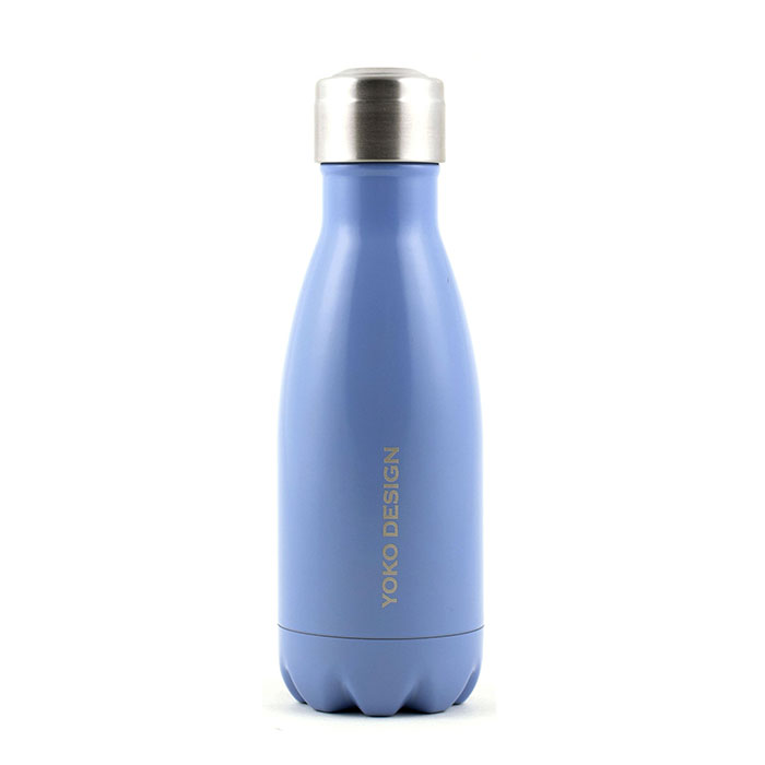 Smart bottle Yoko Design 260 ml bleu