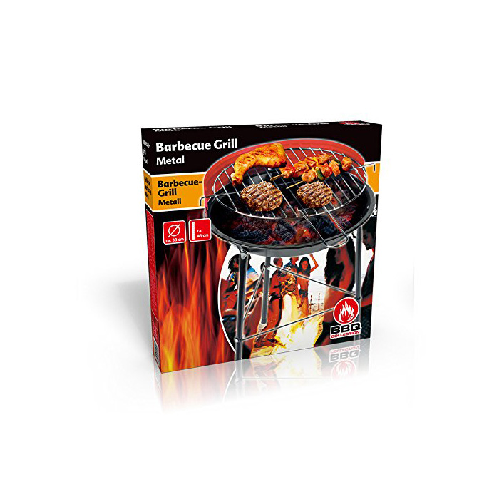 grill barbecue charbon de bois maison fut e. Black Bedroom Furniture Sets. Home Design Ideas