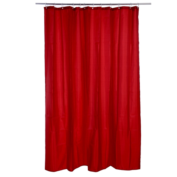 rideau de douche soft touch 180 x 200 cm gris maison fut e. Black Bedroom Furniture Sets. Home Design Ideas