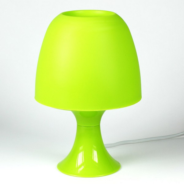 Lampe de chevet vert maison fut e for Lampe de chevet london